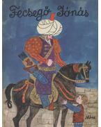 Fecsegő Jónás - T. Aszódi Éva
