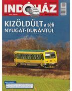 Indóház 2012. február - T. Hámori Ferenc