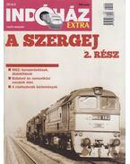 Indóház extra 2016/3 - T. Hámori Ferenc