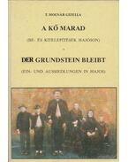 A kő marad - Be- és kitelepítések Hajóson - T. Molnár Gizella (szerk.)