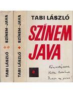 Színem-java I-II. kötet - Tabi László