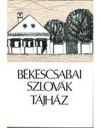 Békéscsabai szlovák tájház - Tábori György