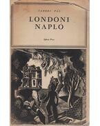Londoni napló - Tábori Pál