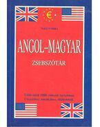 Angol-magyar - Magyar-angol zsebszótár - Takács Erika