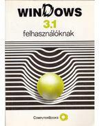 Windows 3.1 felhasználóknak - Tamás Péter, Horváth Sándor, Kiss Zoltán, Tóth Bertalan