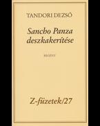 Sancho Panza deszkakerítése. - Tandori Dezső