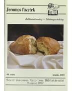 Jeromos füzetek 48.szám - Tarjányi Béla