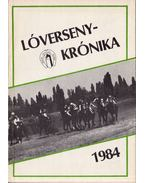 Lóversenykrónika 1984 - Tarsoly Gergely