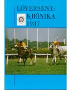 Lóversenykrónika 1987 - Tarsoly Gergely