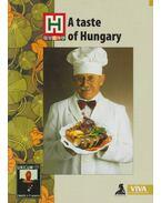 A taste of Hungary - Moldován Tamás
