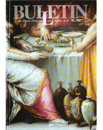 Bulletin du Musée Hongrois des Beaux-Arts 95. - Tátrai Vilmos
