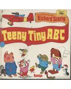 Teeny Tiny ABC - Scarry, Richard
