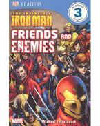 Friends and Enemies - Level 3 - Teitelbaum, Michael