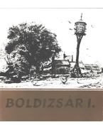 Boldizsár István kiállítása - Telepy Katalin