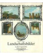 Landschaftsbilder in der Ungarischen Nationalgalerie - Telepy Katalin