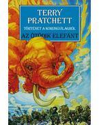 Azötödik elefánt - Történet a Korongvilágról - Terry Pratchett