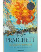 El quinto elefante - Terry Pratchett