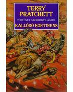 Kallódó kontinens - Terry Pratchett