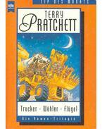 Trucker - Wühler - Flügel - Die Nomen Trilogie - Terry Pratchett