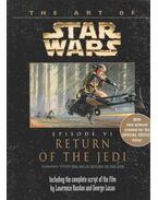 The Art of Return of the Jedi - Lawrence Kasdan, George Lucas