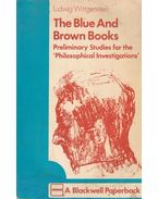 The Blue And Brown Books - Ludwig Wittgenstein