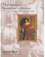 The Haussner's Restaurant Collection