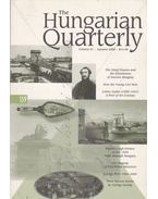The Hungarian Quarterly Volume 41 Autumn 2000 - Vajda Miklós