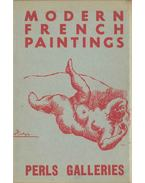 The Perls Galleries Collection of Modern French Paintings
