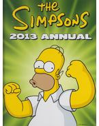 the Simpsons 2013 Annual