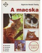 A macska - Theilig, Sigrid, HARALD THEILIG