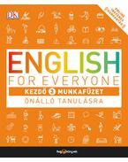 English for Everyone: Kezdő 2. munkafüzet - Önálló tanulásra + Online hanganyag - Thomas Booth