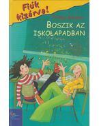 Boszik az iskolapadban - Thomas Brezina