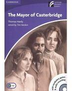 The Mayor of Casterbridge - Level 5 with CD-ROM - Thomas Hardy