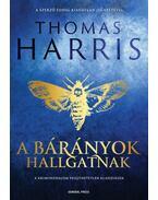 A bárányok hallgatnak - Hannibal 2. - Thomas Harris
