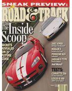 Road & Track 2000 August - Thos L. Bryant