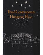 Three Contemporary Hungarian Plays - Czakó Gábor, Bereményi Géza, Spiró György