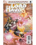 Countdown Presents: Lord Havok & The Extremists 4 - Tieri, Frank, Sharp, Liam