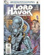Countdown Presents: Lord Havok & The Extremists 6. - Tieri, Frank, Sharp, Liam
