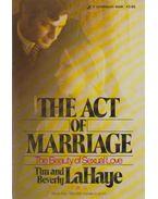 Act of Marriage - Tim LaHaye, Beverly LaHaye