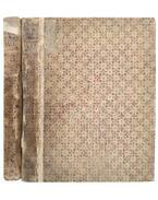 Storia dell'Augusta Badia di S. Silvestro di Nonantola, aggiuntovi il codice diplomatico della medesima. Tomo I–II. - Tiraboschi, Girolamo