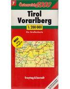 Tirol Vorarlberg 1:200000