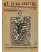 Bábjáték Kultúra 1. szám - Tiszay Andor