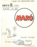 MAró 1977/2. szám - Több író