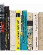 10 db vegyes magyar regény - Több szerző