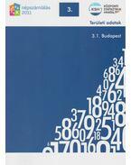 2011. évi népszámlálás - 3. Területi adatok - 3.1. Budapest - Több szerző
