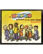 A NUTRIKID gyerekek és az evés titkai - Több szerző