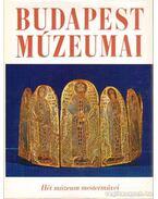 Budapest Múzeumai - Korek József