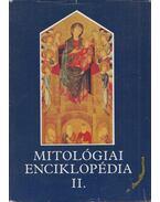 Mitológiai enciklopédia II. - Tokarev, Sz. A. (szerk.)