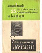 A Székelykeresztúri Múzeum emlékkönyve - Tőke Andrei (szerk.), Molnár István