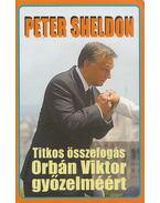 Titkos összefogás Orbán Viktor győzelméért - Tőke Péter, Sheldon, Peter